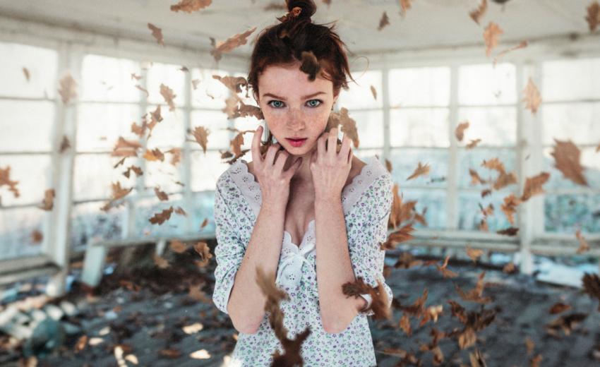 Aumento della caduta dei capelli in autunno